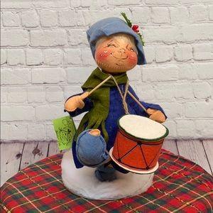 Annalee Thorndike Drummer Boy Doll 86 collectible